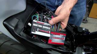 Ignition Module Operating In A 2008-2011 CBR1000RR