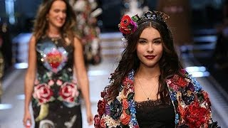 Dolce & Gabbana | Full Show | Milan Fashion Week | Fall/Winter 2017/20...
