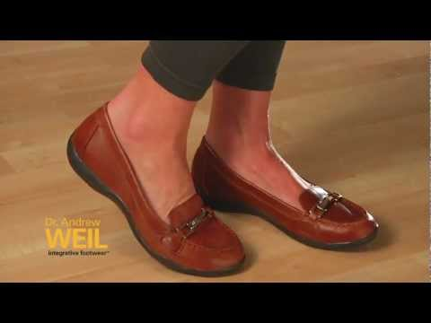 Dr. Weil Evolution by Orthaheel - Premium Casual Flats