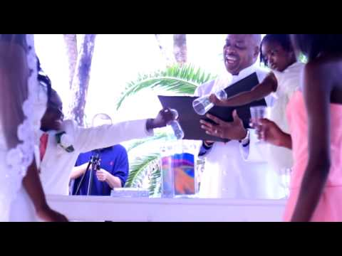 Arty & Erica Hammonds Wedding Ceremony by Lil Rudy Promotions / Mastermind Ent