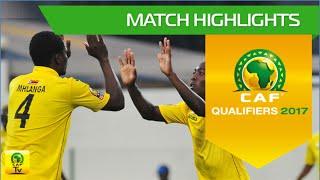 (Group L) Zimbabwe 4 - 0 Swaziland Stadium: National Sports Stadium , Harare (ZIM) For more videos, visit : http://youtube.com/myafricanfootball - Download C...