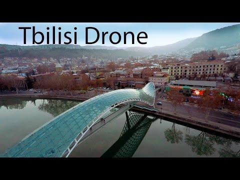 Tbilisi Drone Video