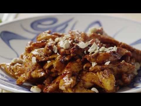 Chicken Recipe – How to Make Sweet, Sticky and Spicy Chicken