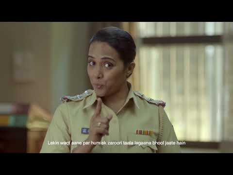 Axis Bank and Mumbai Police launch new campaign #MuhPeTaala