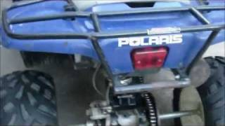 3. Polaris Trail Boss 330 Walkaround
