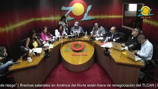 Chanel Rosa y ejecutivos de SeNaSa responden pregunta de los oyentes en Elsoldelamañana