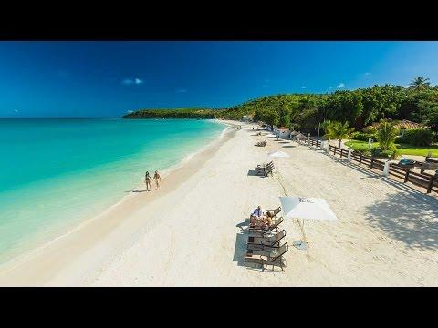 viaggio ad antigua isola del mar dei caraibi