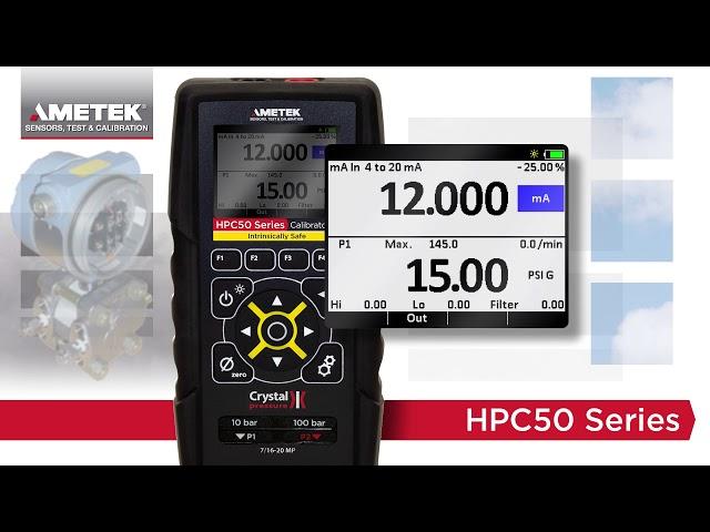 AMETEK HPC50