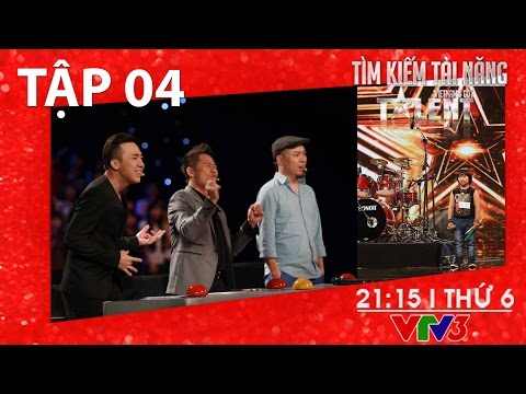 Vietnam's got talent 2016 | Tập 4 - Miền Nam Audition