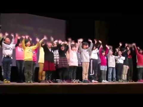 第29回舞台芸能発表会(村君小学校児童による発表)