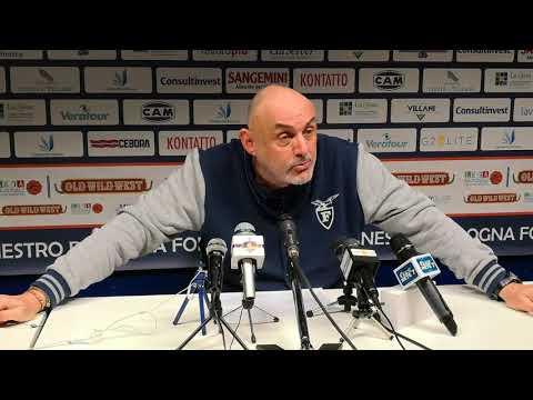 Fortitudo, le parole di Boniciolli post match G.S.A. Udine