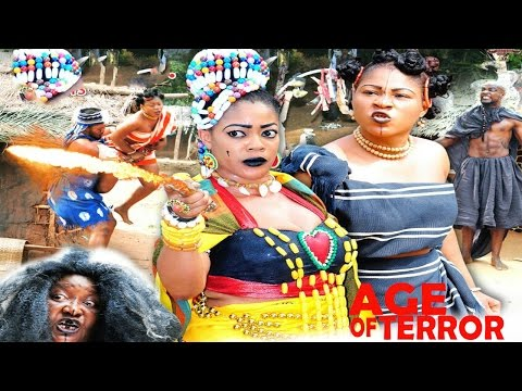 Age Of Terror Season 4  - 2017 Latest Nigerian Nollywood Movie