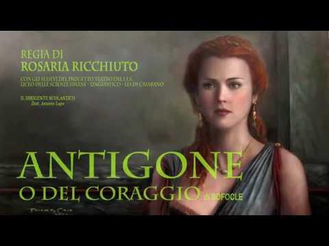 Antigone. O del Coraggio - Regia di Rosaria Ricchiuto - I.I.S. Ex Magistrale di Casarano
