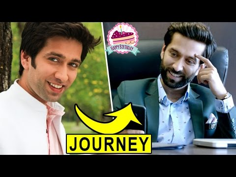 Nakuul Mehta JOURNEY From Adi To Shivaay | Birthda