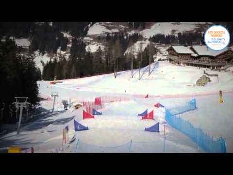 Drei Zinnen Snowpark Tre Cime - Super Freestyle in the Dolomites of Sexten/Sesto!