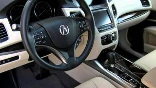 2014 Acura RLX With Advance Package And Krell Audio (Ft. Worth, Texas)