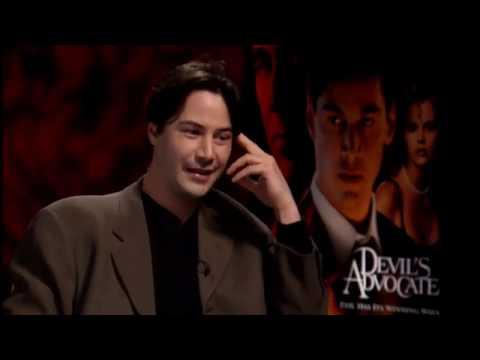 1997 - Keanu Reeves / The Devil's Advocate / Interview