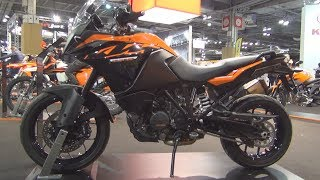 9. KTM 1090 Adventure (2019) Exterior and Interior