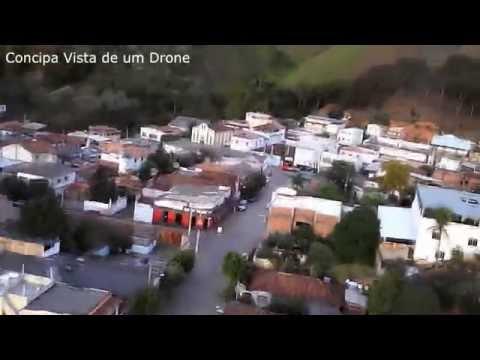 Conceição de Ipanema - Filmada de um Drone