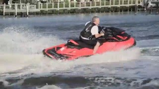 8. Sea-Doo RXP-X 300 Test 2016- By BoatTest.com