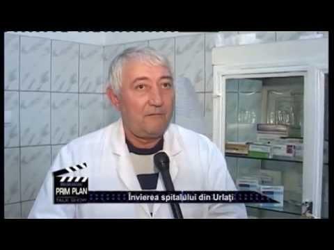 Emisiunea Prim Plan – Învierea spitalului din Urlați – 24 februarie 2015