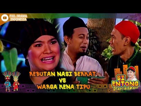 REBUTAN NASI BERKAT VS WARGA KENA TIPU - SI ENTONG #SIENTONG06