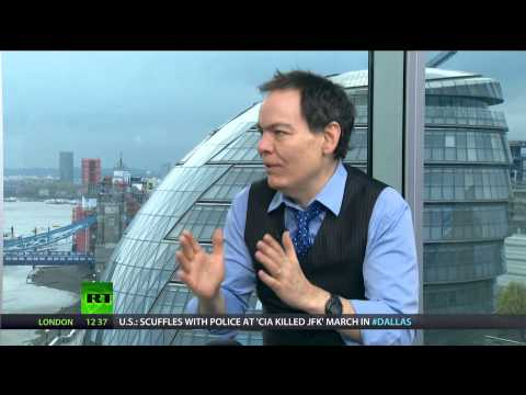 silver - In this episode of the Keiser Report, Max Keiser and Stacy Herbert discuss QE as the meals on wheels for over-leveraged, consum-oholic debt addicts with Ben ...