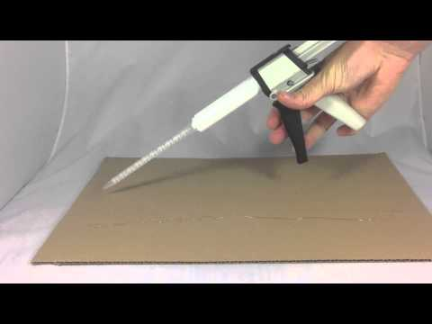Sulzer Mixpac 50 ml Manual Cartridge Glue Gun Review