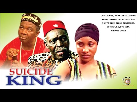 Sucide King    Nigerian Nollywood  Movie