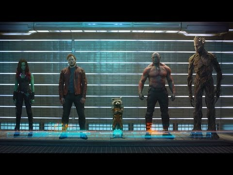 Guardians of the Galaxy (1st Clip)