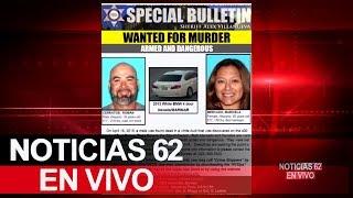 Buscan dos personas fuera de control. – Noticias 62. - Thumbnail