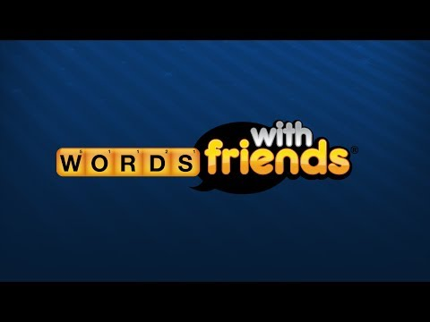 Video of Words With Friends Classic