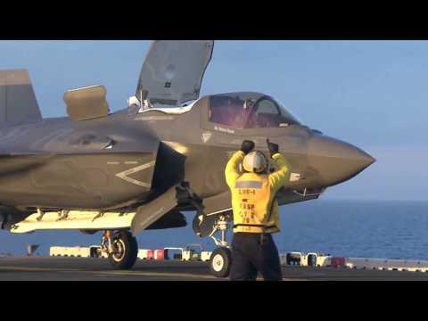 F-35 Lightning II được phát triển...