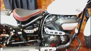 8. 2014 Yamaha Bolt Motorcycle