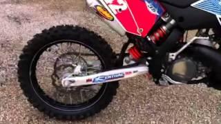 3. 2008 KTM 250 SX #239348