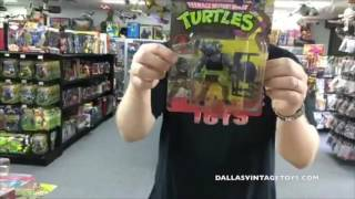 DVT Talks 06/13/17 - Dallas Vintage Toys BUYS TMNT 10 Back Soft Head Turtles!Dallas Vintage Toys is a vintage toy store in Dallas Texas specializing in toys from the 70's, 80's ad 90's! The biggest genre of toys in the store is STAR WARS of which every generation from 1977-2015 is available and in stock! You have to stop by and see it for yourself at 12052 Forestgate Dr, Dallas TX 75243, Phone 214-827-7060, or visit them online at www.dallasvintagetoys.com - WE BUY TOYS!