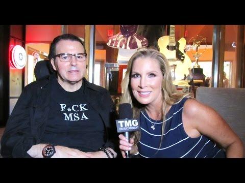 Chef Kerry Simon - Memorabilia Case - Hard Rock Casino