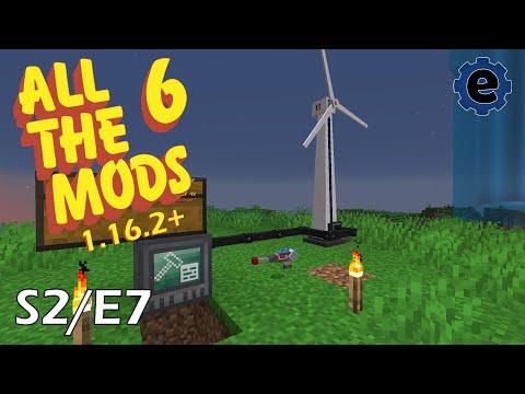 All The Mods 6   1.16.3   S2E7   Allthmodium & Quarry!!!