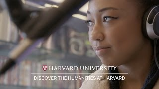 Discover the Humanities at Harvard