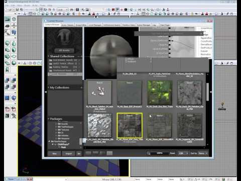 preview-Unreal Development Kit Cloth Basics Tutorial Series Part 2 - UDK Tutorial (raven67854)