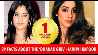 Video Janhvi Kapoor: 30 Facts you Must Know about the Dhadak Star MP3, 3GP, MP4, WEBM, AVI, FLV Agustus 2018