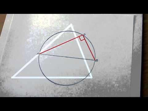 Thales' Theorem