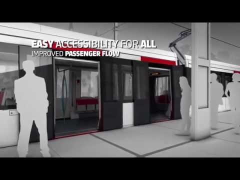 LRT - these will be the LRT Trains Ottawa will be using once the system is up and running 2018/2019? Video courtesy of City of Ottawa/LRT site Music courtesy of Si...