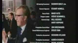 A brief clip from the credits of the glorious (and tragically, relatively unknown) Alan Rickman film, The Search for John Gissing.