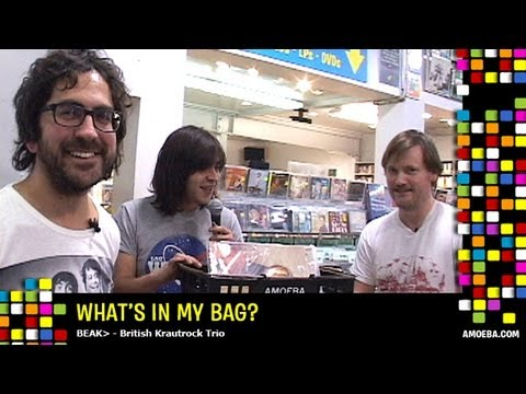 BEAK - What's In My Bag?