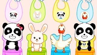 Video Baby Panda Kindergarten - Cute Little Panda Play And Learn | Babybus Kids Game Video MP3, 3GP, MP4, WEBM, AVI, FLV Oktober 2017