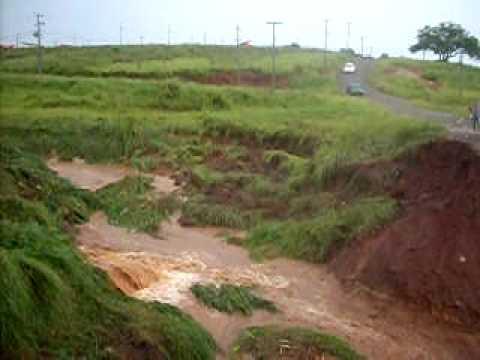 Chuvas em Arapoti