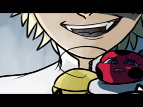 Miraculous Ladybug [Comic Dub] - Chat Blanc