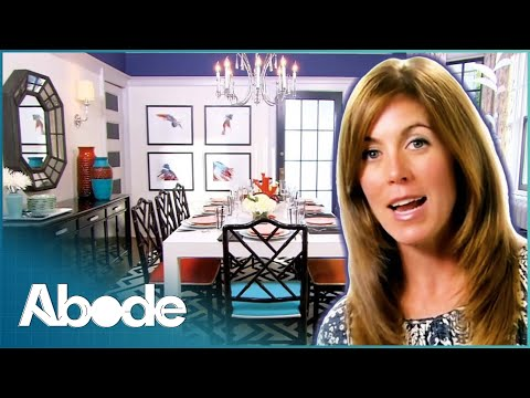 This Dusty Dining Room Needs A Vintage Makeover! (Makeover Show) | Abode