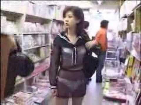 A daring japanese student (видео)